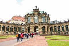 Dresden Zwinger 02 Stock Images