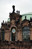Dresden. Zwinger Palace. Major german landmark Stock Photos