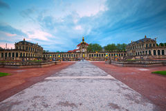Dresden. Royalty Free Stock Images