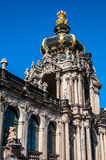 Dresden Zwinger Stock Photo