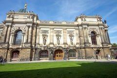Dresdens Academy of Arts Stock Photo