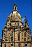 Dresdner Frauenkirche Stock Photo