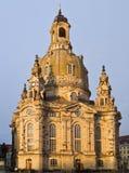 Dresdner Frauenkirche Royalty Free Stock Image
