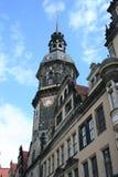 Dresdner Residenzschloss Photographie stock libre de droits
