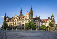 Dresdner Residenzschloss (Dresden Castle), Germany Stock Images