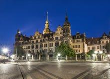 Dresdner Residenzschloss (Dresden Castle), Germany Stock Photo