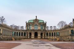 Dresdner Zwinger Stock Images