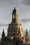 dresdnerfrauenkirche Fotografering för Bildbyråer