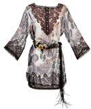 Dress. Women's dress, for fashion magazine etc Stock Images