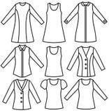 Dress Stock Image