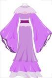 Dress. A set of dress, work on photoshop Stock Photos