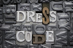 Dress code met Stock Photos