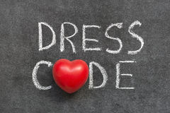 Dress code Royalty Free Stock Image
