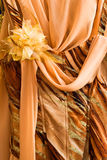 Dress detail Royalty Free Stock Image
