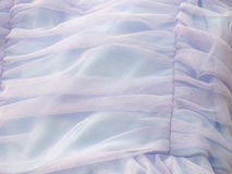 Dress Detail. Detail of formal dress for wedding party or prom or dinner party that can be used for a background or wallpaper Royalty Free Stock Image