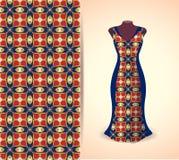 Dress on a dummy11 Royalty Free Stock Photo