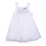 Dress for girls on blackground Stock Image