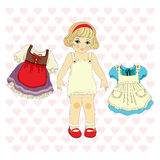 Dress for girls Royalty Free Stock Photo