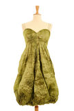 Dress on Mannequin Stock Photography