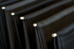 Dress Pants. On a Hanger/Rack royalty free stock photography