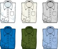 Dress Shirt Royalty Free Stock Photo