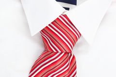 Dress shirt and necktie. Career Royalty Free Stock Photos