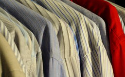 Dress Shirts Stock Photos
