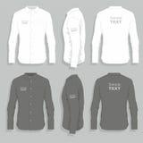 Dress shirts Royalty Free Stock Photos