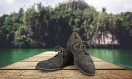 Dress shoe Stock Images