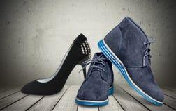 Dress shoe Stock Image