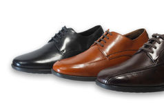 Dress shoes Stock Photo