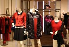 Dress Shop Stock Photography