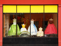 Dress shop Royalty Free Stock Photography