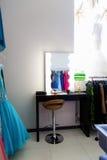 Dress shop Stock Photos