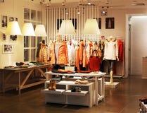 Dress Shop Stock Image