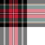 Dress stewart tartan seamless pattern fabric texture Royalty Free Stock Image
