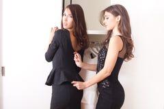 Dress-up royalty free stock image