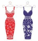 Dress for women. Stock Images