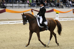 Dressage world cup Stock Photos