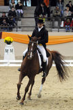 Dressage world cup Stock Image