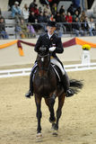 Dressage world cup Stock Photo