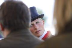 dressagephillips zara Fotografering för Bildbyråer