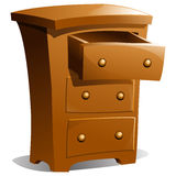 Dresser Royalty Free Stock Photography
