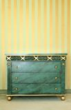Dresser. Interior luxury apartment, detail room, dresser Royalty Free Stock Images