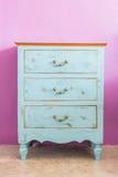 Dresser furniture. Vintage Dresser furniture Royalty Free Stock Image