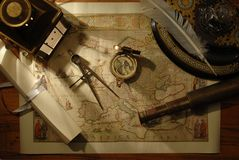 Dresser une carte le cours