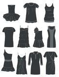 Dresses Royalty Free Stock Photo