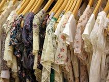 Dresses Royalty Free Stock Photo