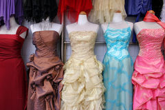 Dresses Stock Images