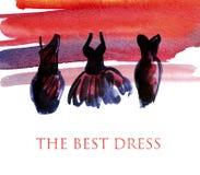 Dresses Stock Image